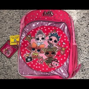 Other - LOL Surprise Backpack bag New
